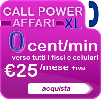 call power aziende XL