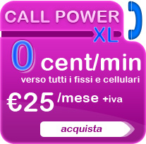 enna callpower privati XL